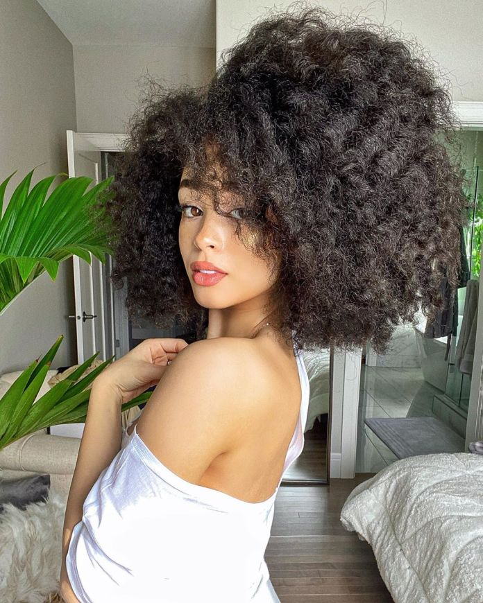 Natural Hair Is Breaking