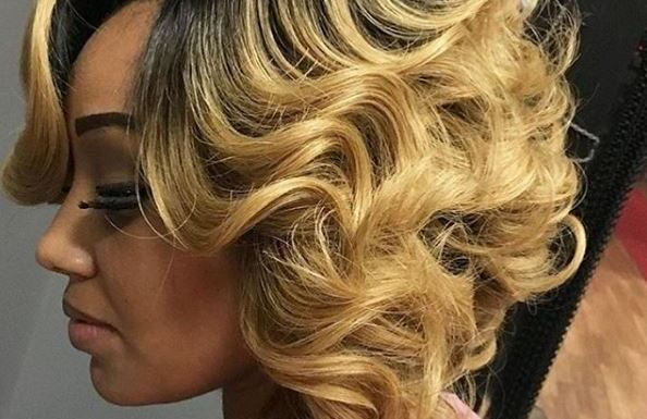 @hollywoodtonya ✂️ Blonde bombshell