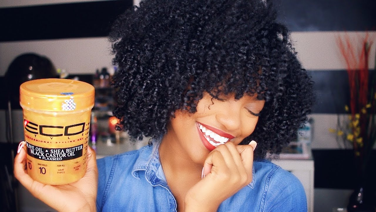 The Natural Hair Community Tries The New Eco Styler Gold Gel And The Results Are Pretty Much The Same Emily Cottontop