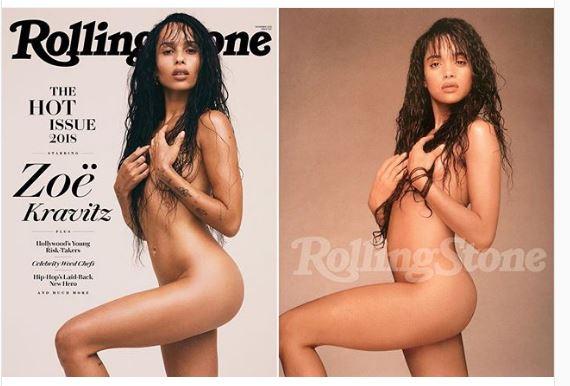 Zoe - Rolling Stone