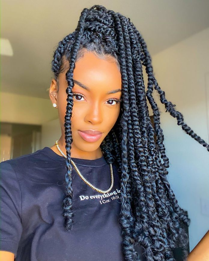 How to do passion twists