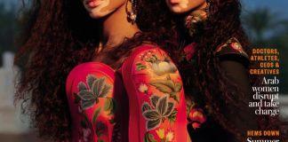 Winnie Harlow - Vogue Arabia