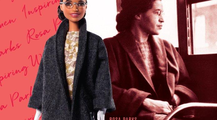 Barbie Rosa Parks