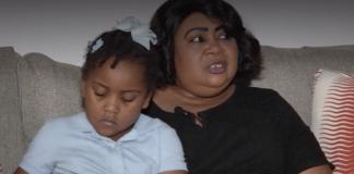 little girl arrested for tantrum