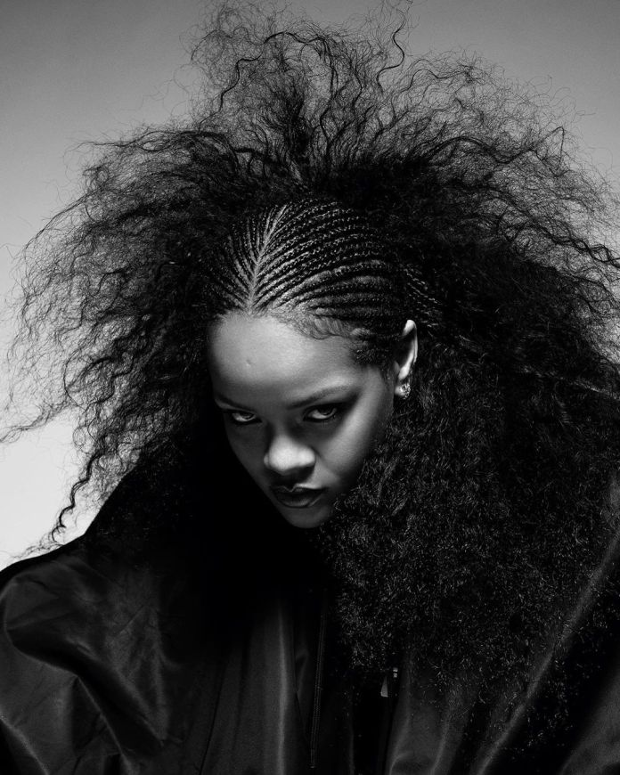 Rihanna for ID Magazine