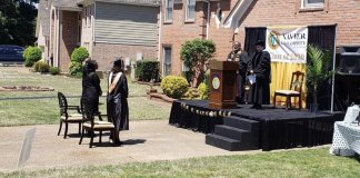 Dad Creates A Commencement Ceremony