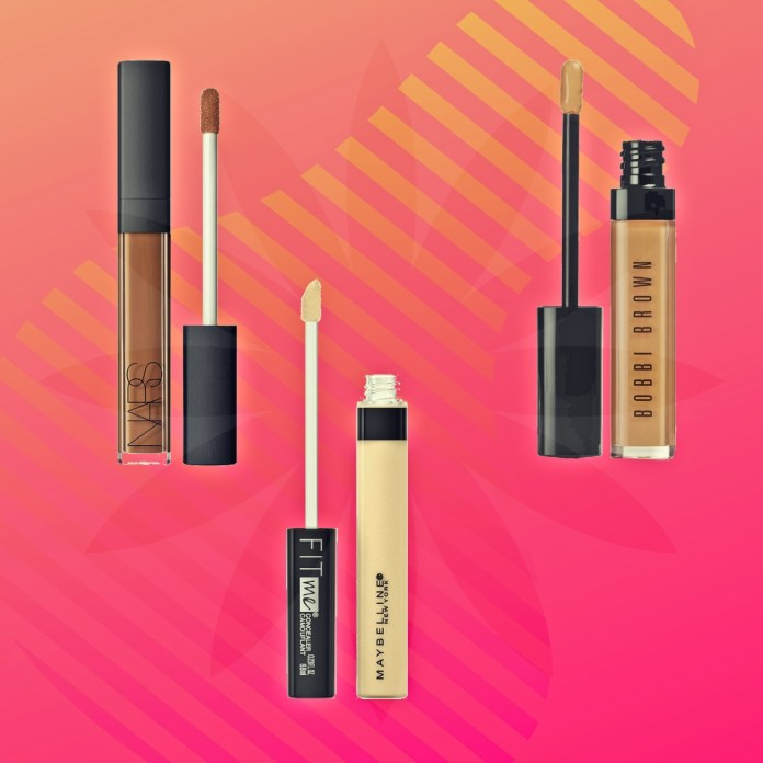 Our top 6 must have concealers