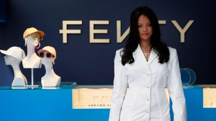 Rihanna Fenty Fashion line to close