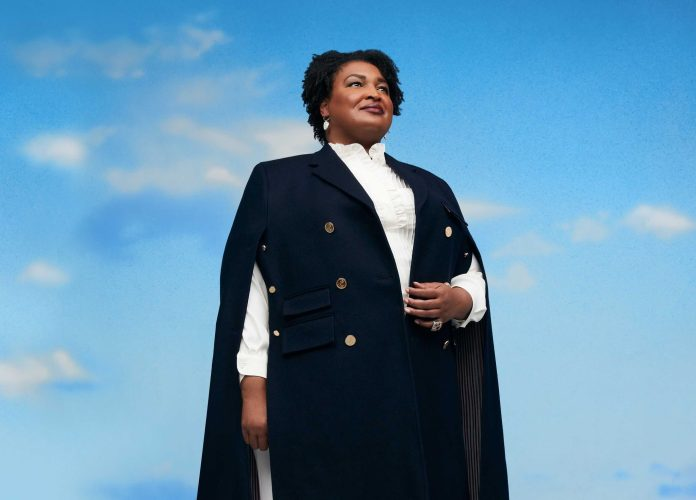 Stacey Abrams for Marie Claire - April 2021