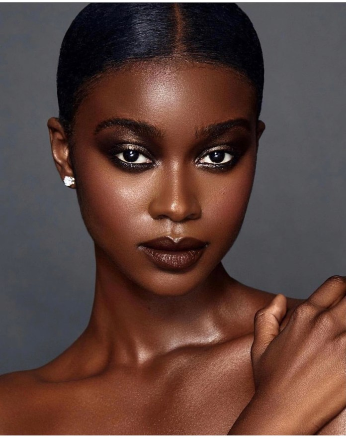 Flattering Lipstick Shades for Dark Skin Tones Brown