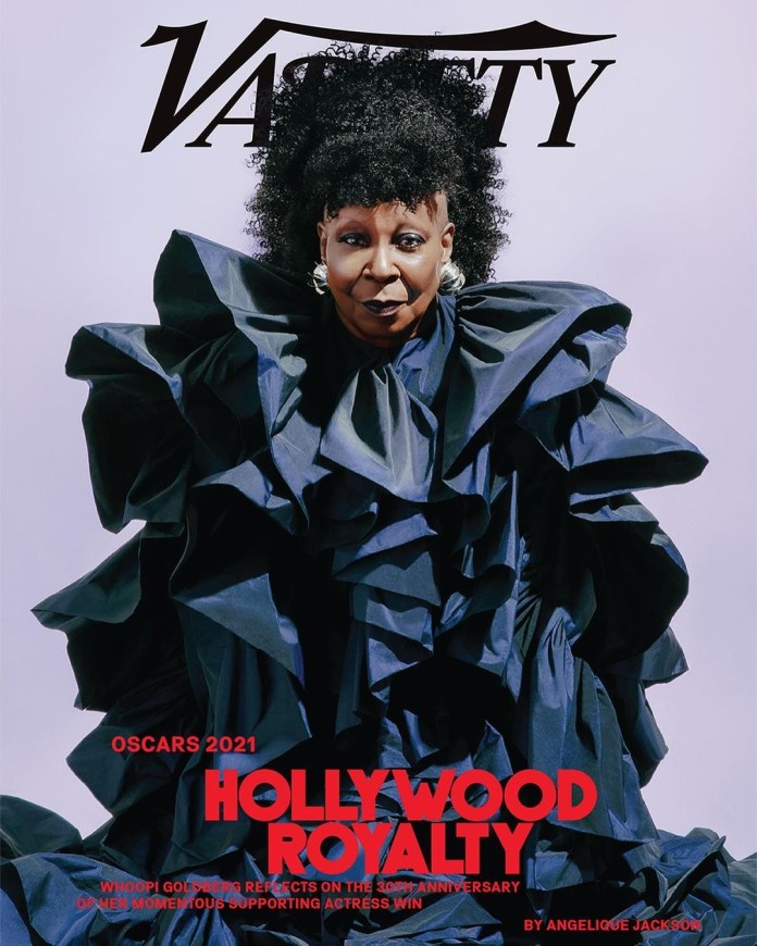 Whoopi Goldberg Looks Amazing On The Cover Of Variety Magazine
