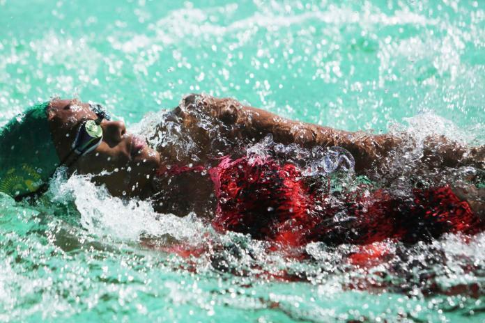 Donata Katai Becomes First Black Swimmer To Represent Zimbabwe At The Olympics