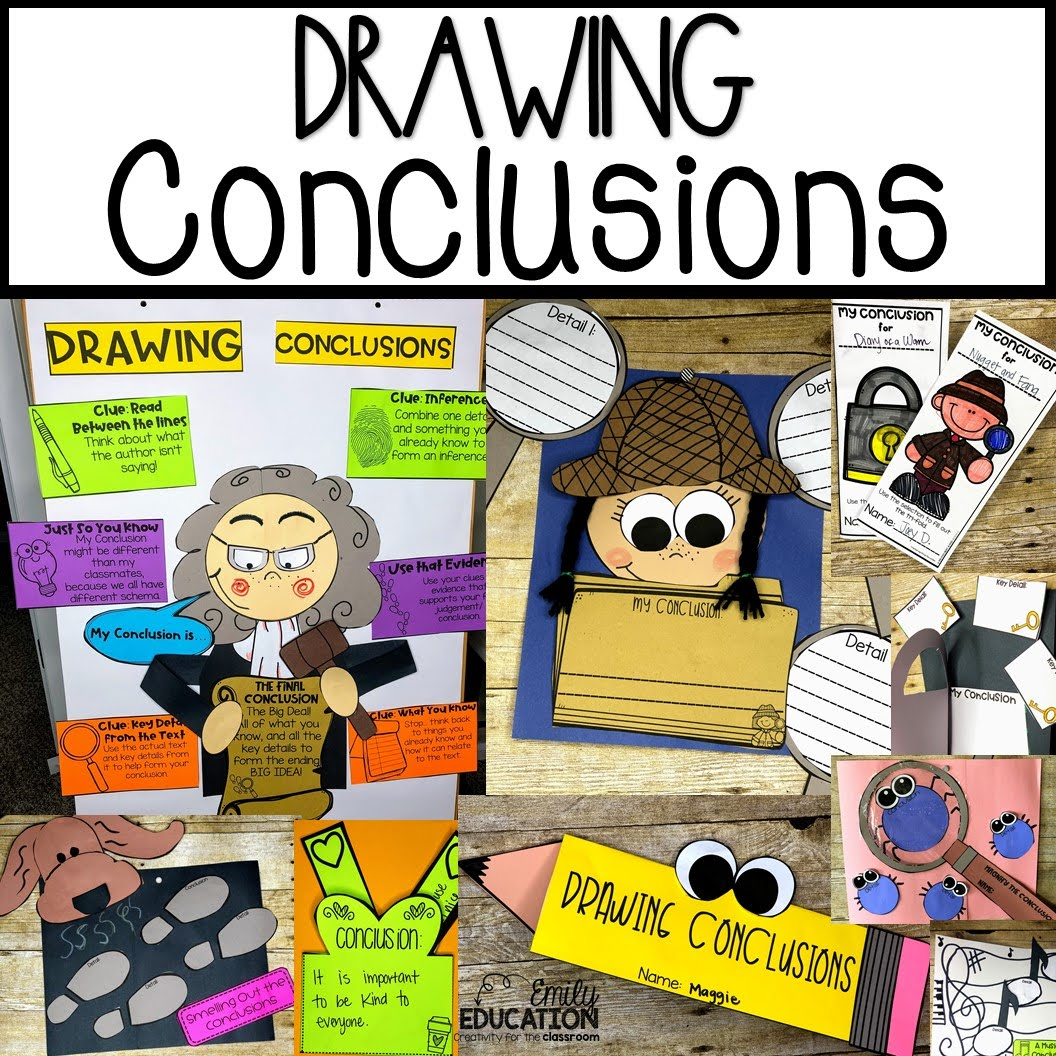 Drawing Conclusions Unit