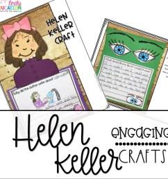 Helen Keller 2nd Grade Worksheets   Printable Worksheets and Activities for  Teachers [ 1056 x 1056 Pixel ]