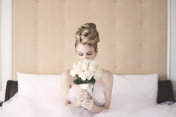 wedding hair makeup FAQS book trial contract