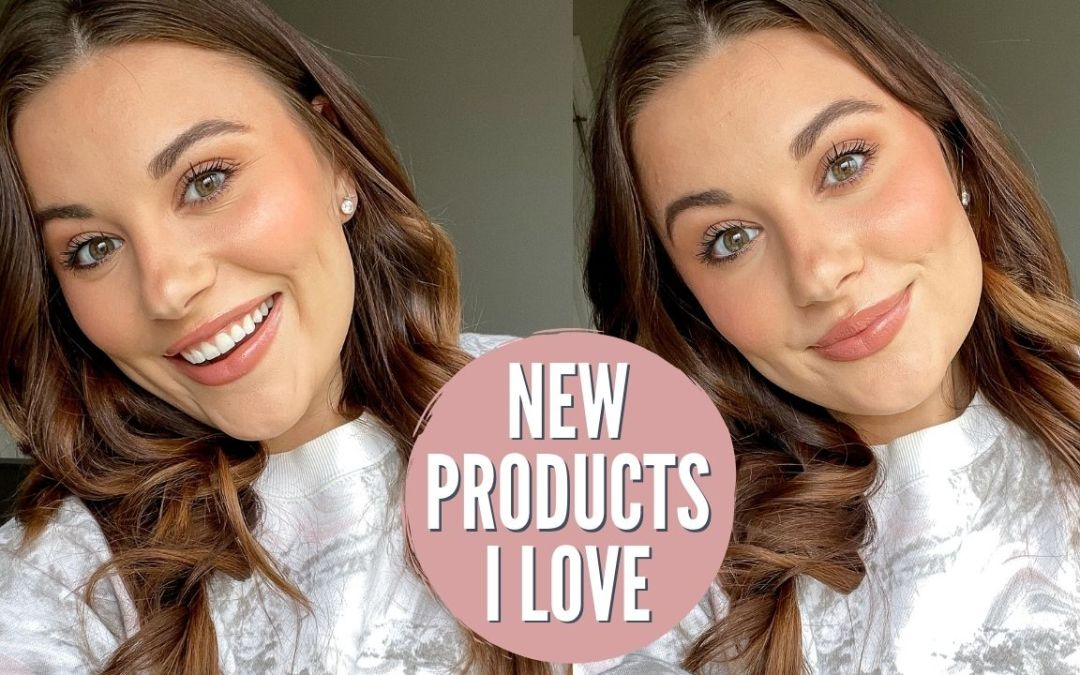 GRWM EVERYDAY MAKEUP & NEW PRODUCTS