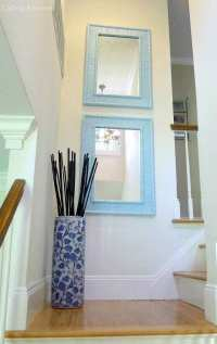 Stairwell Decorating Ideas