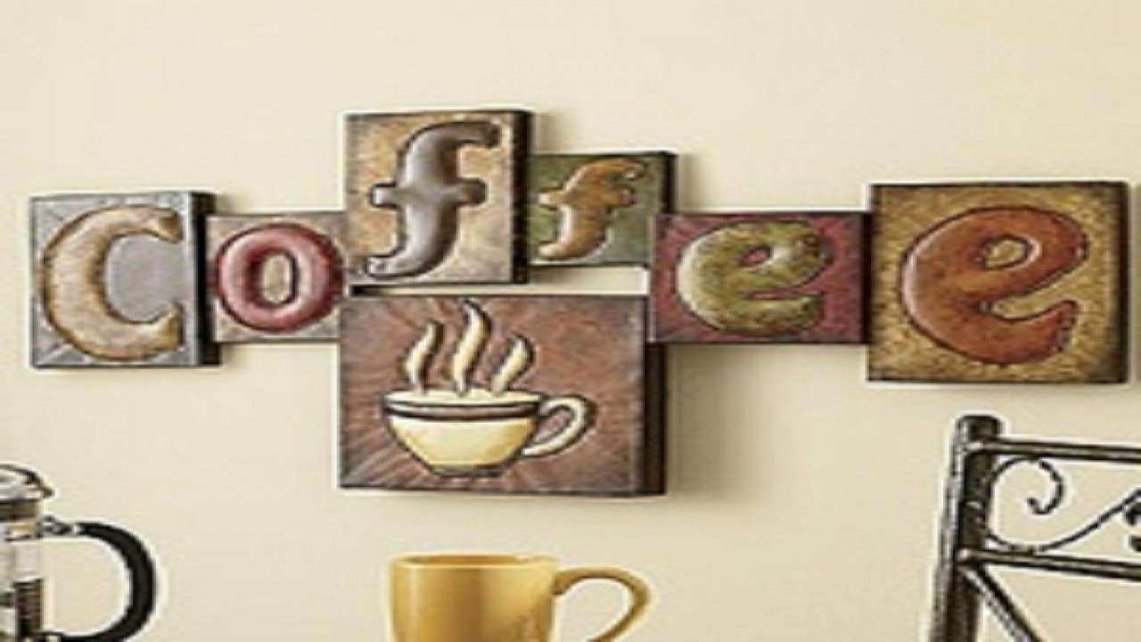 Coffee Wall Art New Kitchen Wall Decor Kitchen Coffee Theme Wall Art