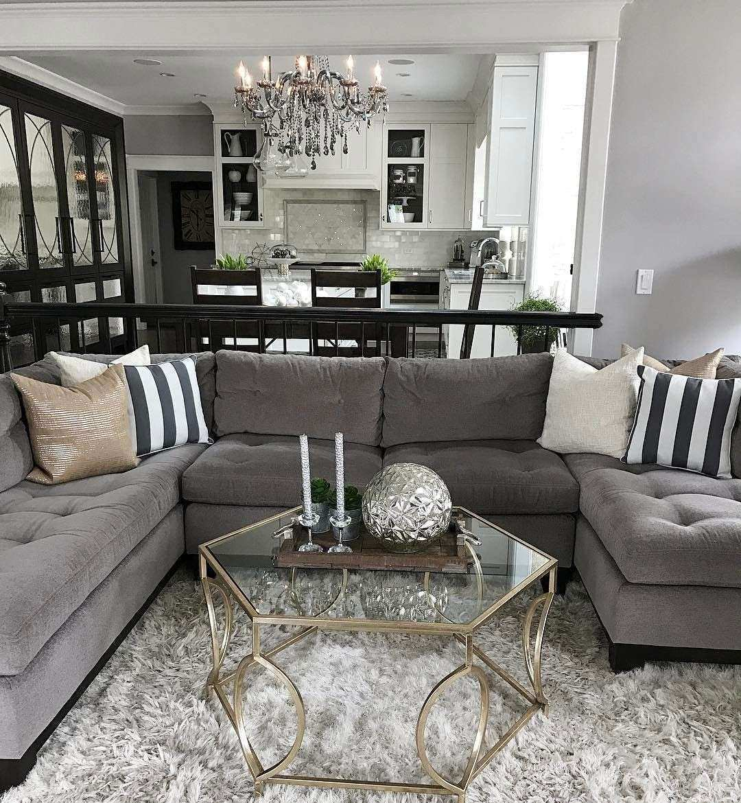 What Color Sofa With Grey Walls