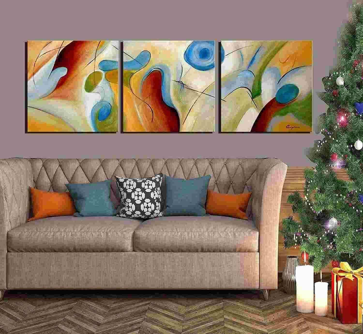 Beautiful Wall Art Paintings for Living Room