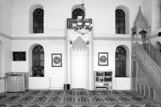 A mosque in Nover Pazar.