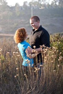 Christian & Laura's Engagement, San Diego, CA