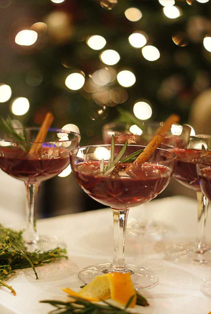 Christmas Party Cocktail Ideas