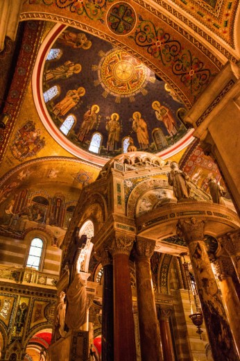 January 29-The Cathedral Basilica in STL.