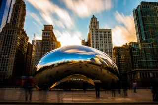 April 8-Ghosts of the Bean!