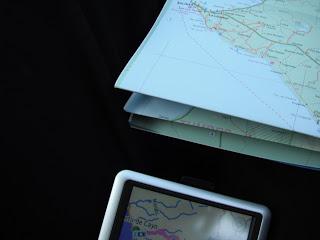 Map and Garmin