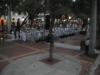 Concert on Malecon 2000, Guayaquil