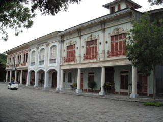 Historic buildings