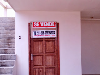 Home for sale in Ecuador