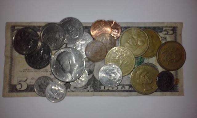 Currency in Ecuador