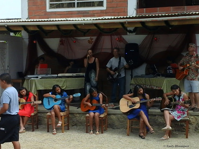 Concert by orphanage teens