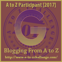 2017 A to Z Challenge - G