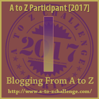 2017 A to Z Challenge - I