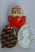 Kinder eggs purchased in Ecuador