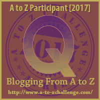 2017 A to Z Challenge - Q