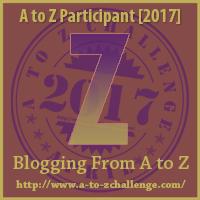 2017 A to Z Challenge - Z