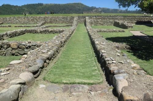 Footprints of acllawasi