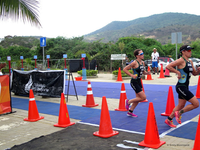 Brazilian women leading triathlon