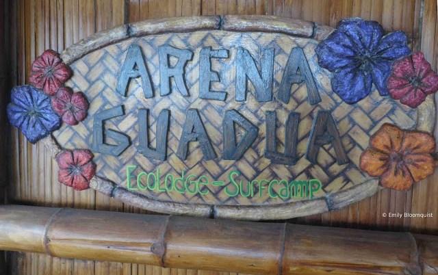 Arena Guadua Ecolodge