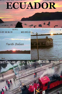 Postcard worthy photos from Ecuador 911 cameras
