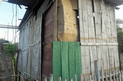 House needing replacing - coastal Ecuador