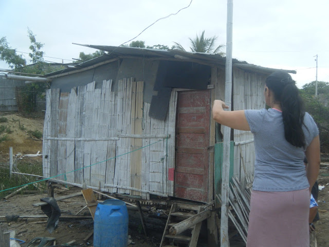 Ecuador home in need of replacement