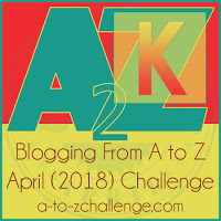 2018 A to Z Challenge - K