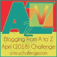2018 A to Z Challenge - V