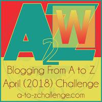 2018 A to Z Challenge - W
