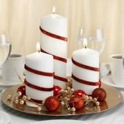 decoração-de-natal-com-velas 3